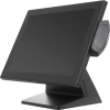 Сенсорный терминал PayTor VIVA POS (V-2150, 15'', Celeron J1900, DDR3 4Гб, SSD 64 Гб, Без ОС с MSR) Черный