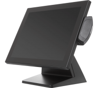 Сенсорный терминал PayTor VIVA POS (V-2150, 15'', Celeron J1900, DDR3 4Гб, SSD 64 Гб, Win 10 с MSR) Черный