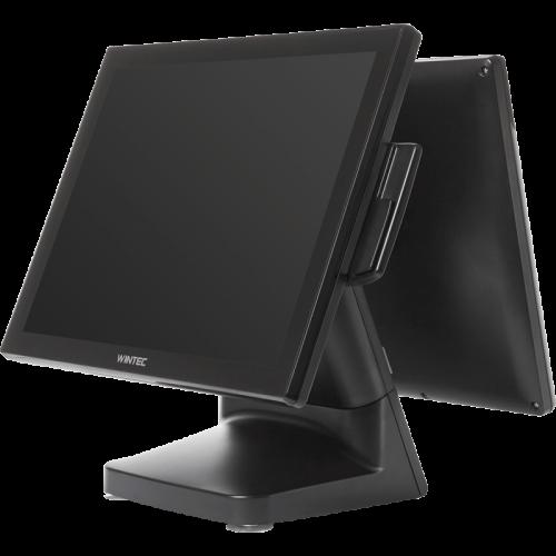 """Дополнительный монитор 15"""" для Wintec Anypos80, Черный"""