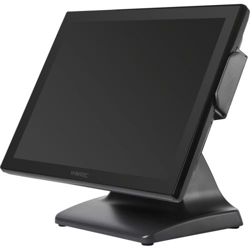 """Сенсорный терминал Wintec Anypos600 15"""" (6745A, Intel Celeron J1900, DDR3 4Гб, SATA 64 Гб, Win 10 с MSR) Черный"""
