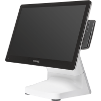 """Сенсорный терминал Wintec Anypos80 15.6"""" (8050A, Intel Celeron J1900, DDR3 4Гб, SSD mSATA 64 Гб, Без ОС с MSR) Белый"""