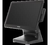 """Сенсорный терминал Wintec Anypos80 15.6"""" (8050A, Intel Celeron J1900, DDR3 4Гб, SSD mSATA 64 Гб, Win 10 с MSR) Черный"""
