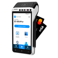 aQsi 5 с приемом банковских карт