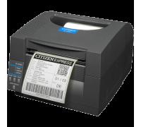 Принтер этикеток Citizen CL-S521II Черный
