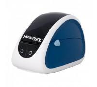 Принтер этикеток MPRINT LP80 EVA RS232-USB бело-голубой