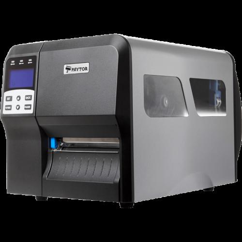 Принтер этикеток PayTor TTLI421 с отрезчиком этикеток