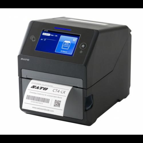Принтер этикеток SATO CT4LX CT408LX DT203, USB, LAN + WLAN/BT + DISPENSER