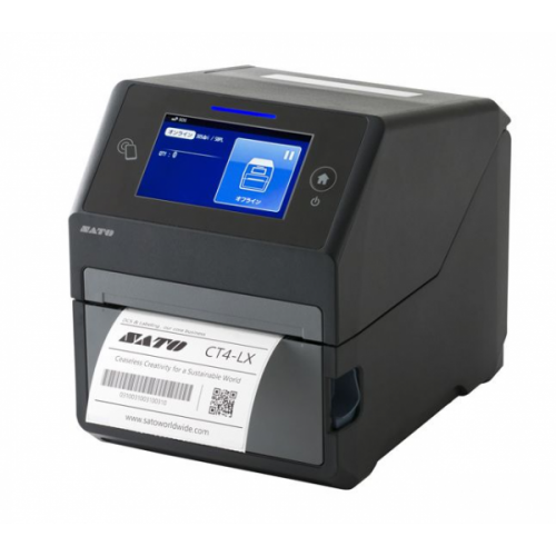 Принтер этикеток SATO CT4LX CT412LX TT305, RFID UHF, USB, LAN+ RTC