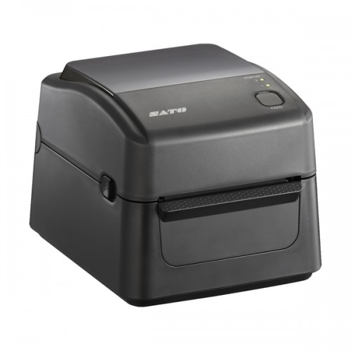 Принтер этикеток SATO WS408DT-STD 203 dpi with Cutter, Real Time Clock, USB, LAN + RS232C + EU power cable