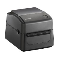 Принтер этикеток SATO WS408DT-STD 203 dpi with Cutter, WLAN, USB, LAN + RS232C + EU power cable