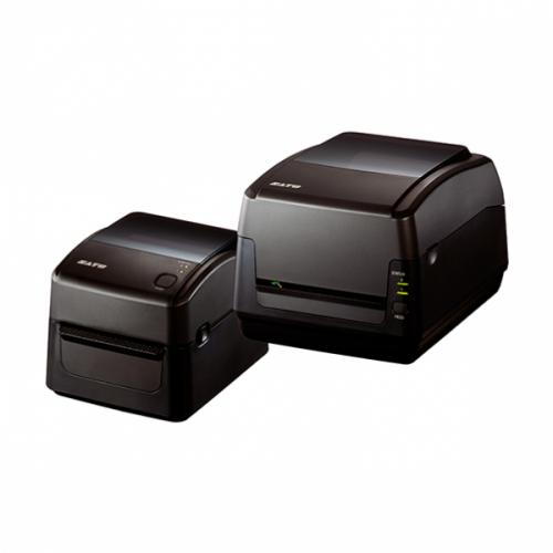 Принтер этикеток SATO WS412TT-STD 300 dpi with Cutter, USB, LAN + RS232C + EU power cable