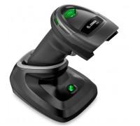 Беспроводной сканер штрих кодов Zebra Symbol Motorola DS2278-SR7U2100PRW, черный USB (ЕГАИС/ФГИС)