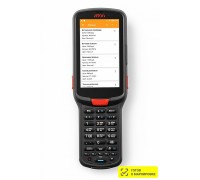 """Терминал сбора данных АТОЛ Smart.Pro базовый (Android 9.0, 2D Imager SE4750, 4,5"""", 3Гбх32Гб, Wi-Fi a/b/g/n/ac, 6000 mAh, BT 4.1, БП)"""
