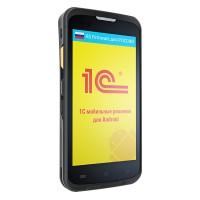 Терминал сбора данных Urovo i6300 / Android 5.1 / 2D Imager / Zebra SE4710 (Soft Decode) / 4G (LTE) / 2.0 MP (front camera)