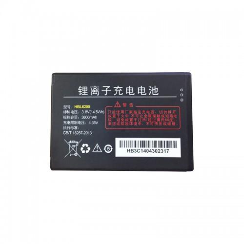 Аккумуляторная батарея HBL6200 (Battery) 3.8V 3800mAh для Urovo i6200S
