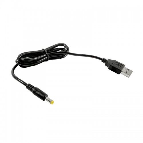 Кабель DC на USB для зарядки через подставку для терминалов UROVO i3000/i3100/i6100/i6200/v5100/ v5000 Cable for charging (DC with USB)