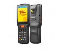 "Urovo DT30/DT30-AZ2S9E4000/Android 9.0/2D Imager/Zebra SE4710 (Soft Decode)/Bluetooth/Wi-Fi/GSM/2G/4G (LTE)/GPS/NFC/RAM 2 GB/ROM 16 GB/Восьмиядерный/Octa-core 1.4GHz/3.2""/480 x 320/32 клавиши/4500mah/280 g/IP 67"