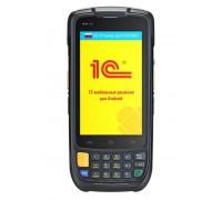 Терминал сбора данных Urovo i6200 / Android 5.1 / 2D Imager / Zebra SE4710 (Soft Decode) / GSM / 2G / 3G / 4G (LTE) / GPS