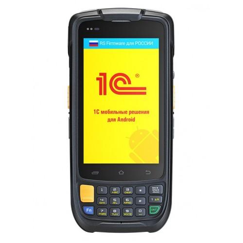 Терминал сбора данных Urovo i6200 / Android 5.1 / 2D Imager / Honeywell N6603 (soft decode) / GSM / 2G / 3G / 4G (LTE) / GPS / NFC