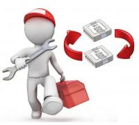 Замена фискального накопителя
