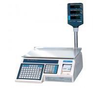 Весы с печатью этикеток CAS LP R